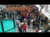Драка русских с дагами на КСК. молодёжный центр Краснодар