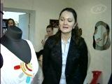27.11.2013 Выставка книжных свадебных платьев Bride-to-read